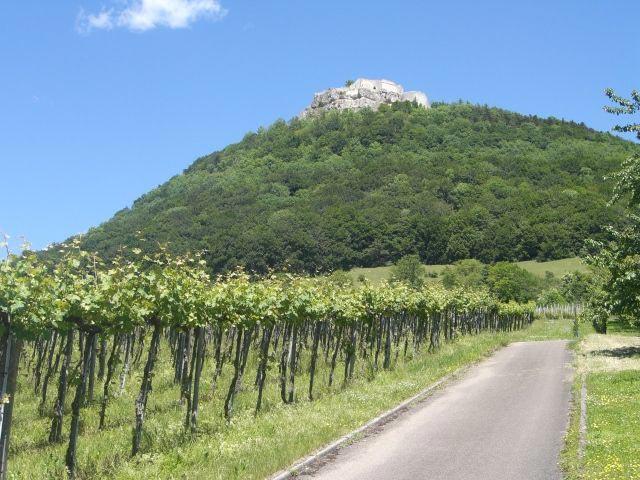 Urlaub Schwäbischen Alb Ferienwohnung Neuffen
